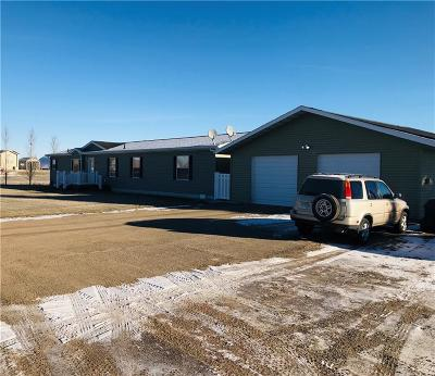 Fallon County, Roosevelt County, Wibaux County Single Family Home For Sale: 610 3rd Avenue W