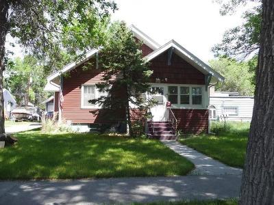 Billings MT Multi Family Home For Sale: $249,900