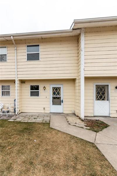 Billings MT Condo/Townhouse For Sale: $79,000