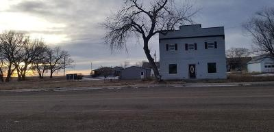 Fallon County, Roosevelt County, Wibaux County Single Family Home For Sale: 109 N Main Street