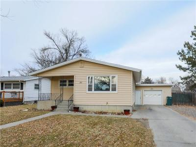 Billings MT Single Family Home For Sale: $197,500