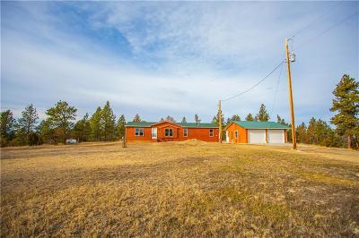 Single Family Home Contingency: 50 Denali Cabin Lane