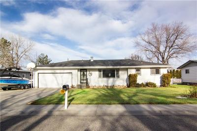 Yellowstone County Single Family Home For Sale: 1625 Elaine St