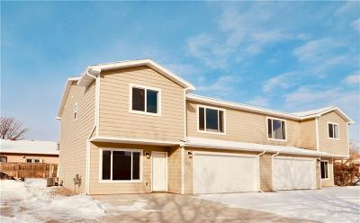Billings Condo/Townhouse For Sale: 912 Midway Lane #2