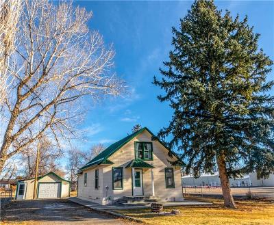 Single Family Home Contingency: 2431 N 15th Road