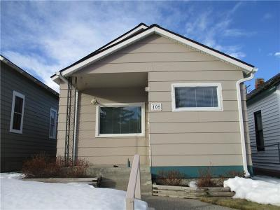 Red Lodge MT Single Family Home Contingency: $172,500