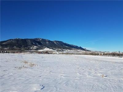 Red Lodge Residential Lots & Land For Sale: 1 Big Sky Loop