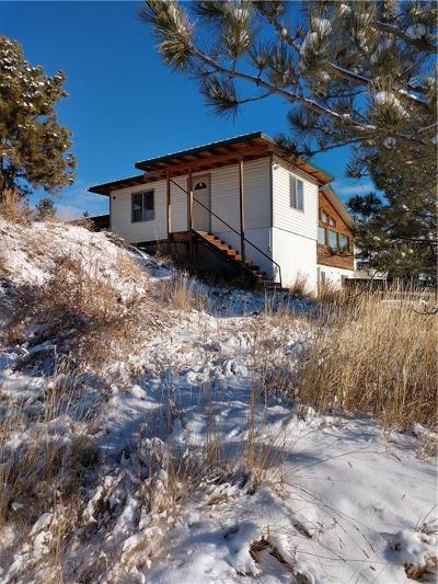 Shepherd Single Family Home Contingency: 11012 Peaceful Plateau Trail