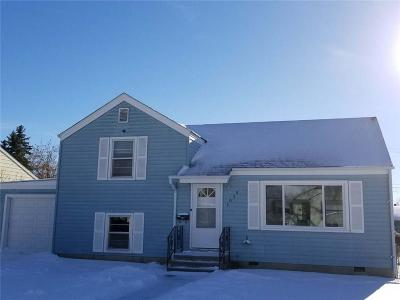 Yellowstone County Single Family Home Contingency: 1038 Avenue D