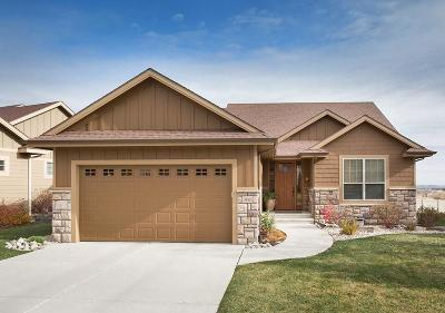 Billings Condo/Townhouse For Sale: 3145 Golden Acres Drive