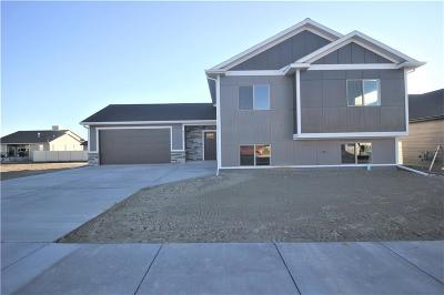 Billings Single Family Home For Sale: 5230 Chapel Hill Drive