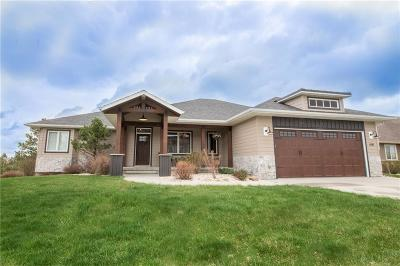 Billings Single Family Home For Sale: 4081 Iron Horse Trail