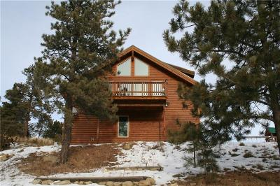 Single Family Home Contingency: 38 Cottonwood Springs Road