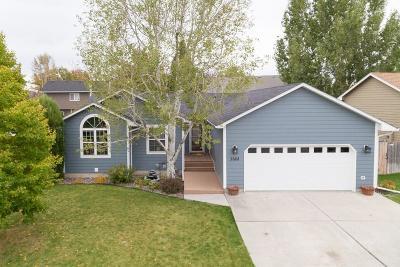 Billings Single Family Home For Sale: 3668 Jasper Park Drive