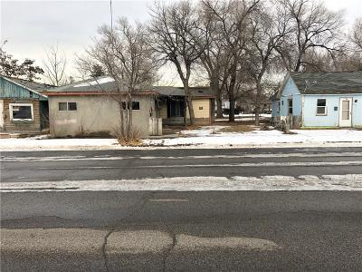 Billings Single Family Home For Sale: 213, 217, 219 N 20th St