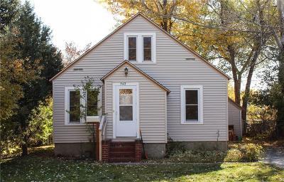 Billings Single Family Home For Sale: 542 Beverly Hills Blvd