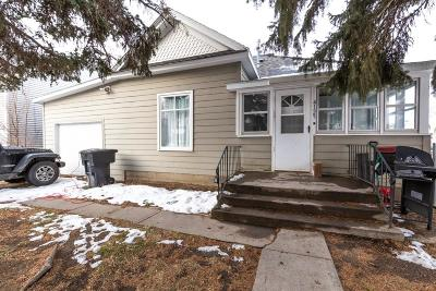 Billings Single Family Home For Sale: 4125 Morgan Avenue