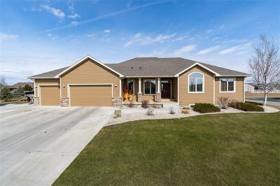 Billings Single Family Home For Sale: 5233 Black Stone Circle