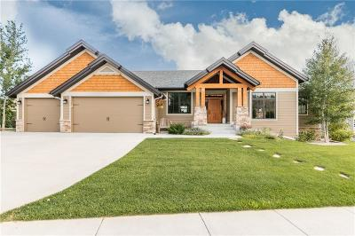 Yellowstone County Single Family Home Contingency: 5320 Rocky Mountain Blvd