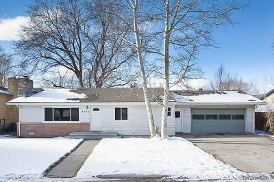 Billings Single Family Home Contingency: 1616 Patricia Lane