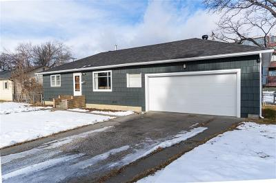 Billings Single Family Home For Sale: 2111 Custer