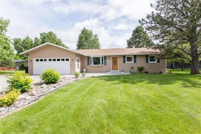 Yellowstone County Single Family Home For Sale: 3004 Arnold Palmer