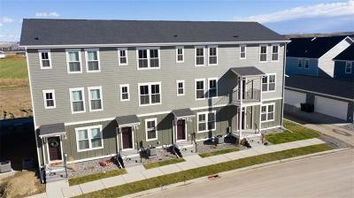 Billings Condo/Townhouse For Sale: 1741 Walter Creek Boulevard