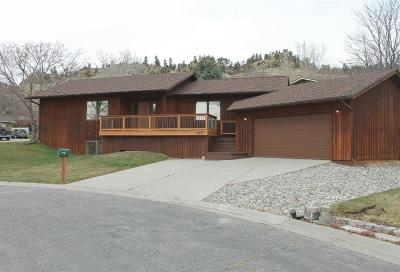 Billings Single Family Home For Sale: 2927 Montys Circle
