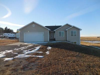 Yellowstone County Single Family Home Contingency: 3840 Bitterroot Dr
