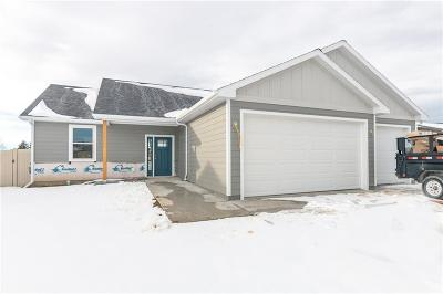 Billings Single Family Home For Sale: 1218 Daybreak Drive