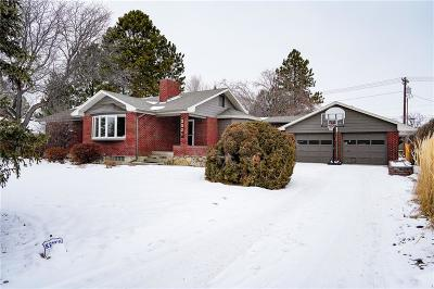 Yellowstone County Single Family Home For Sale: 2521 Arnold Lane
