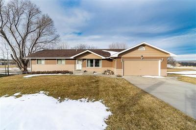 Yellowstone County Single Family Home Contingency: 2136 Saint Andrews Drive