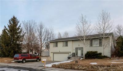 Billings Single Family Home For Sale: 2421 Riveroaks Drive