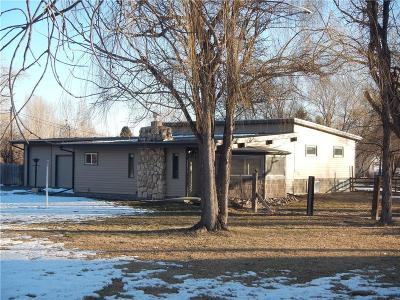 Yellowstone County Single Family Home Contingency: 3115 South 55th Street West