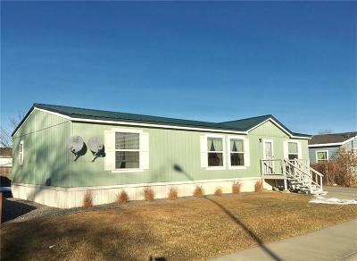 Yellowstone County Single Family Home For Sale: 866 Joyce Circle