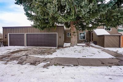 Billings Single Family Home For Sale: 1918 Parkhill Drive
