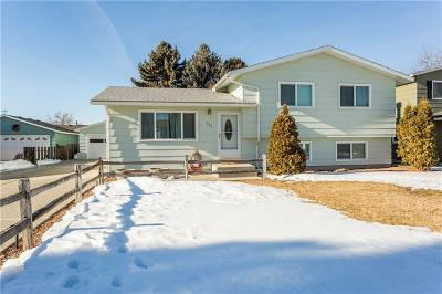 Yellowstone County Single Family Home Contingency: 826 Lynwood Drive