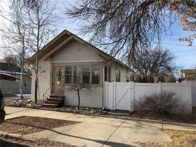 Billings Single Family Home For Sale: 1214 3rd Street West