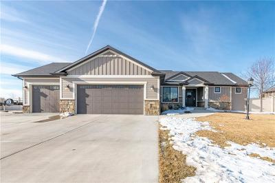 Billings Single Family Home For Sale: 222 Feldspar Way