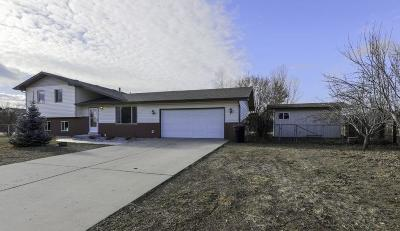 Yellowstone County Single Family Home For Sale: 1360 Nutter Blvd