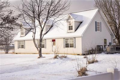 Billings Single Family Home For Sale: 110 1/2 Hallowell