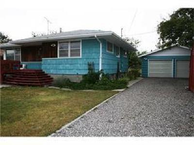 Bridger Single Family Home Contingency: 215 S