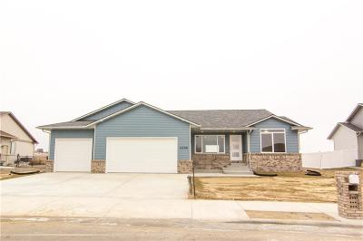 Yellowstone County Single Family Home For Sale: 2226 Clubhouse Way
