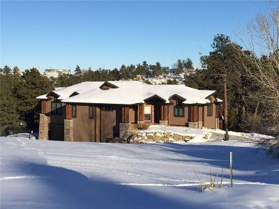 Billings Single Family Home For Sale: 3035 Saddleback Trail