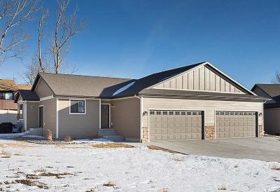 Billings Condo/Townhouse For Sale: 3451 Scout Trail