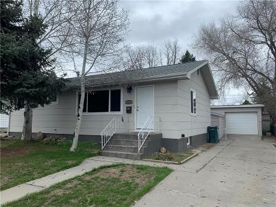 Billings MT Single Family Home For Sale: $265,000