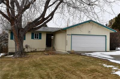 Billings Single Family Home For Sale: 3024 Farnam Street