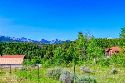 Single Family Home For Sale: 1358 Olson Gulch Road, Anaconda