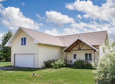 Bridger Farm & Ranch For Sale: 157 Hergenrider Road Road
