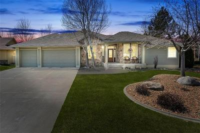 Billings Single Family Home For Sale: 1702 Forest Park Drive